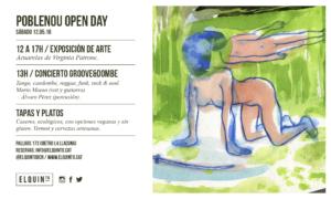 Poblenou Open Day en El Quinto
